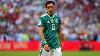 Symbolfigur des deutschen Scheiterns: Özil vor DFB-Aus?