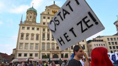 """Claudia Roth kritisiert Friedrich (CSU) für seine """"Linksfaschisten"""" Aussage"""