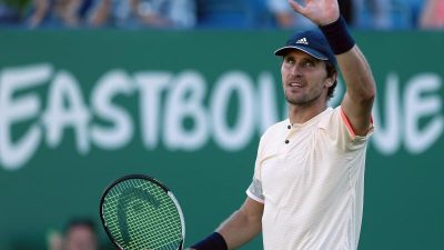 Vor Wimbledon: Mischa Zverev feiert ersten ATP-Titel