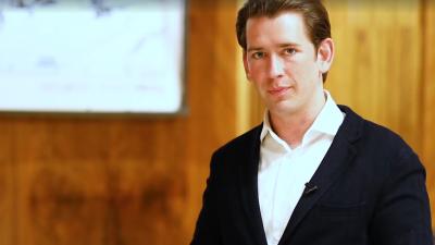 Sebastian Kurz wendet sich nach 6 Monaten Regierung an seine Österreicher: Schreib uns! + Video