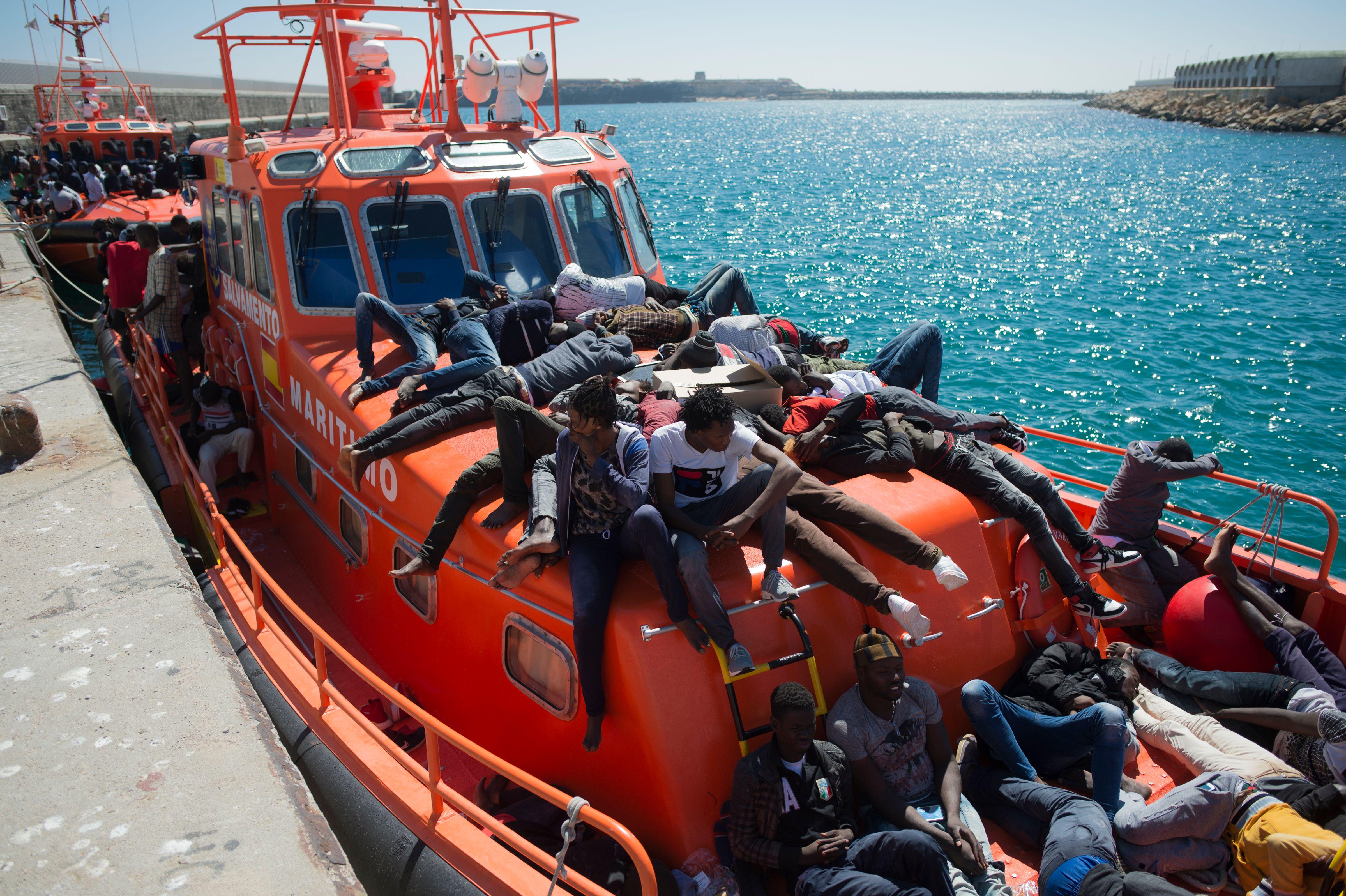 Asylsuchende in der EU: Abgelehnte Migranten ziehen nach Deutschland weiter