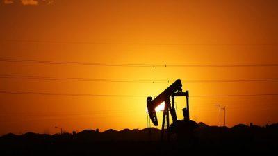 USA innerhalb eines Jahres voraussichtlich größter Erdölförderer der Welt