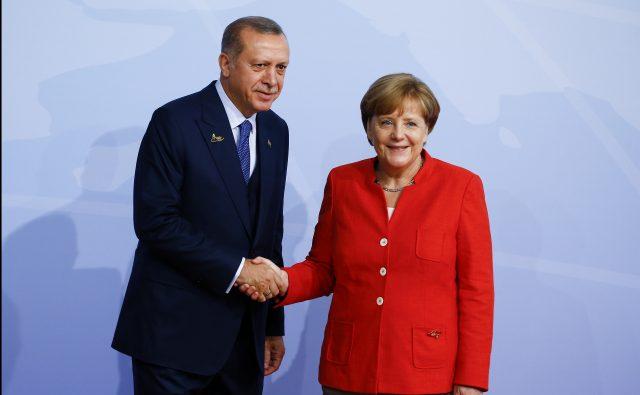 Merkel verspricht Türkei 32 Millionen Euro Finanzhilfe für die Küstenwache