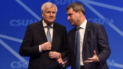 """Fortsetzung der """"S-Serie"""" in der CSU? – Von einem Bayern aus Bayern"""