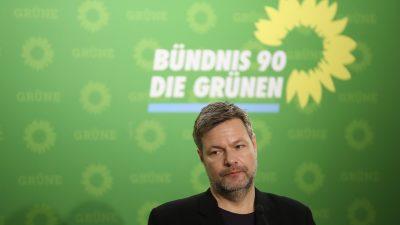 Grünen-Chef Habeck macht Seehofer mitverantwortlich für den Rückzug von Özil