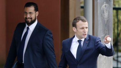 Frankreichs Justiz weitet Ermittlungen gegen Macrons Ex-Mitarbeiter Benalla aus