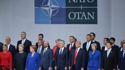 Trump will die NATO aus gutem Grund reformieren – es geht um die Befreiung aus der kommunistischen linken Falle