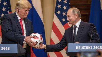 """Willy Wimmer: Präsident Putin und Präsident Trump """"rocken den Globus"""""""