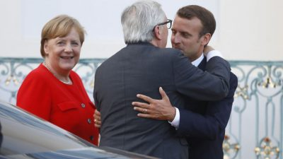 Wird die EU eine Diktatur? – EU hebelt nationale Parlamente aus – Merkel im Endspiel