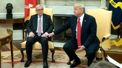Aus Sicht der USA sind Handelsgespräche mit der EU weitaus komplexer als Verhandlungen mit China