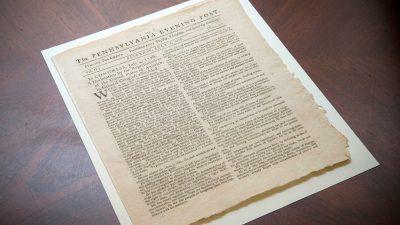 """Facebook schießt ein Eigentor – Filter erklären """"Declaration of Independence"""" zu Hatespeech"""