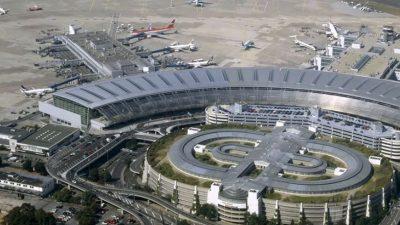 """Flughafen Düsseldorf: Messer-Attacke auf Sicherheitsmitarbeiter – Täter (24) """"psychisch krank"""""""
