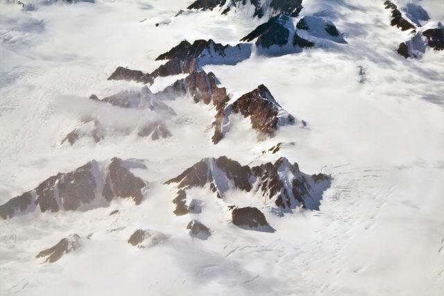 NASA: Polkappe des antarktischen Eises nimmt massiv zu