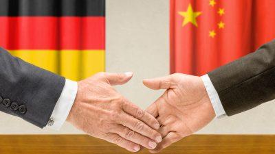 Handelspolitik: Wie sich Deutschland von Chinas Regime über den Tisch ziehen lässt