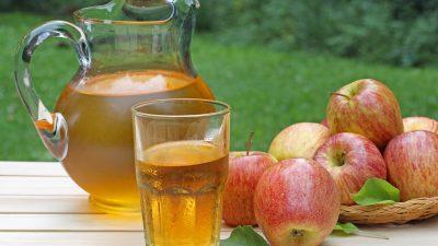 Getränkepreise sind deutlich gestiegen: Apfelsaft, Bier und Limonaden