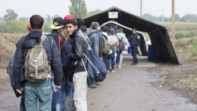 Bayerns Innenminister will Frontex-Mission für Slowenien – Derzeit wieder mehr illegale Einreisen nach Tschechien