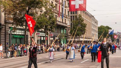 Brandgefahr: Schweizer Nationalfeiertag meist ohne Feuerwerk