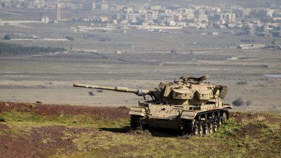 Syrische Regierung nimmt Grenzübergang nach Jordanien unter Kontrolle