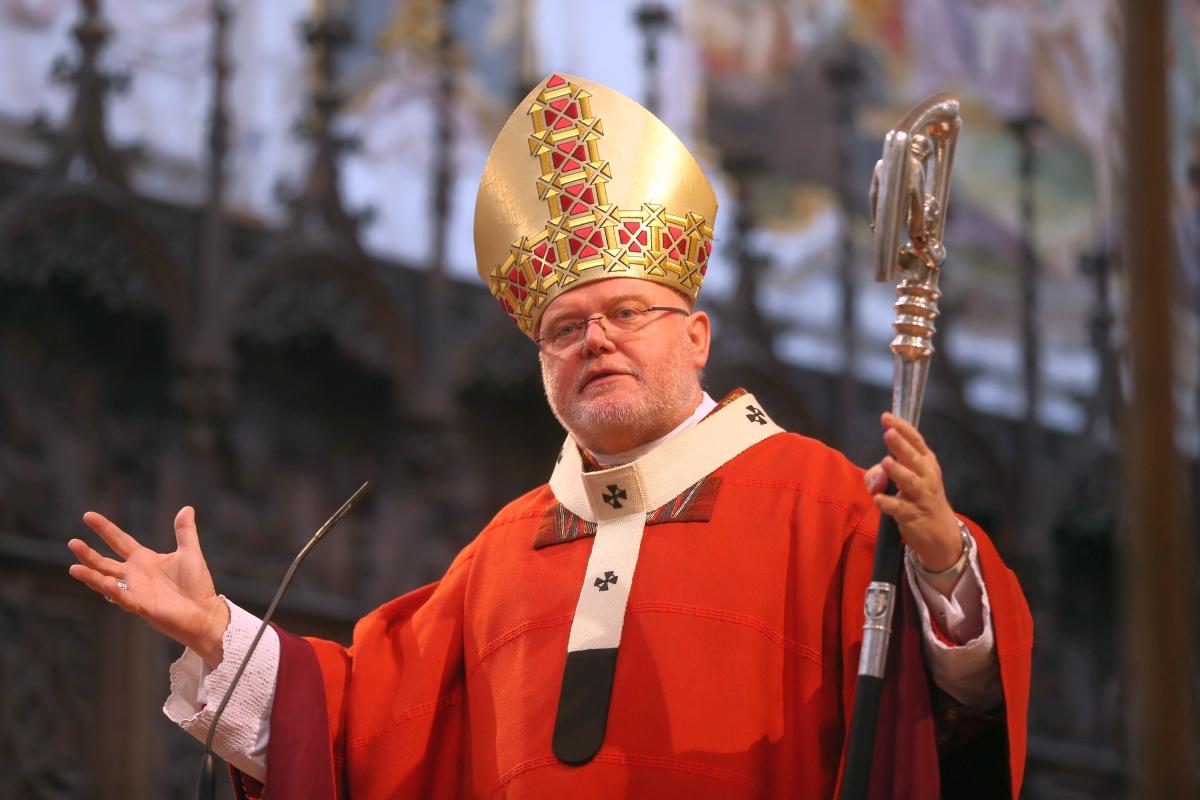 Kardinal Marx kritisiert Kardinal Woelki wegen Gutachten-Rückzieher