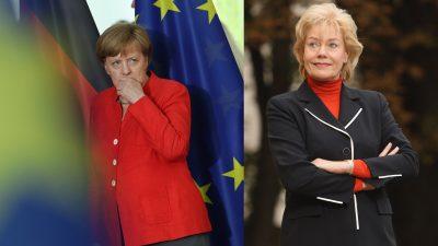 """Neuanfang nach der CDU: Erika Steinbachs Kampf gegen """"diktatorisches Verhalten"""" und für die deutsche Tradition und Kultur"""