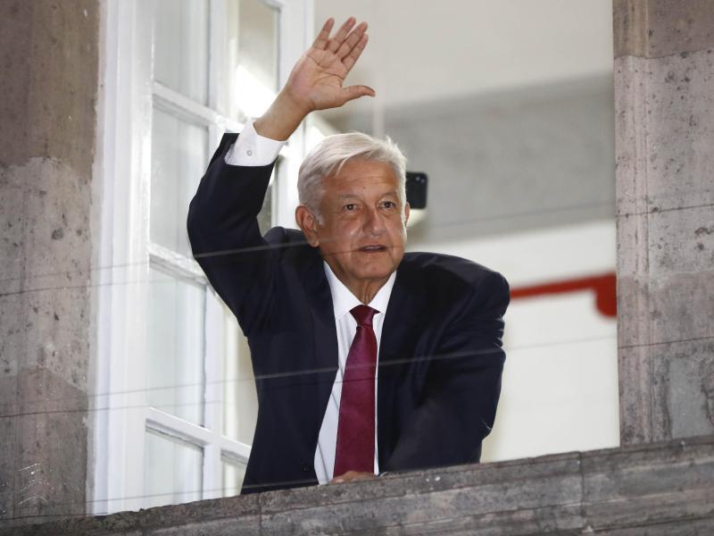 Mexiko bietet Wikileaks-Gründer Assange politisches Asyl an