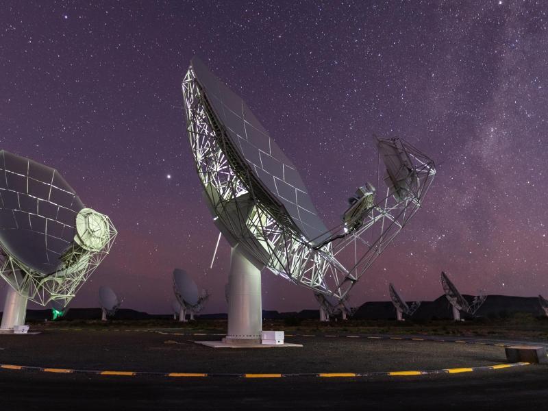 Größtes Radioteleskop der Südhalbkugel eingeweiht