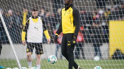 Bolt erwägt Start seiner Fußballkarriere in Australien