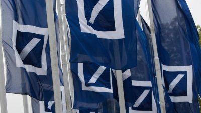 Die Deutsche Bank als Synonym für den Abstieg Deutschlands
