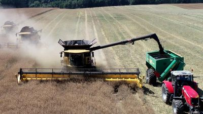 Mehr Geld für Landwirte im neuen Vorschlag für nächstes EU-Budget