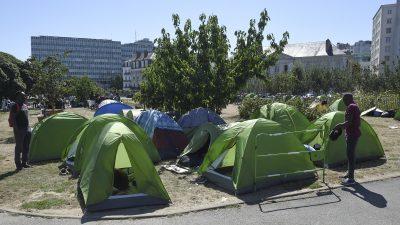 Frankreich setzt Dublin-Verträge um: Festnahmen an den Grenzen – Zurückbringen der Migranten nach Spanien