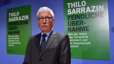 Thilo Sarrazin kommt nach Bayern – Soll niemand es wissen?