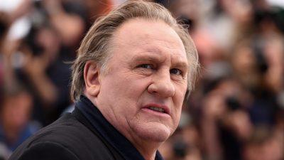 """Schauspieler Depardieu unter Vergewaltigungs-Verdacht: """"Ich bin manchmal ein Unschuldiger, manchmal ein Monster"""""""