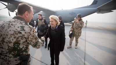 Prominenter General und Kritiker von Ursula von der Leyen zieht sich aus Bundeswehrführung zurück