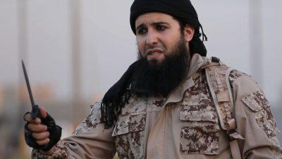 EU-Innenminister wollen verstärkt gegen islamistischen Terror vorgehen