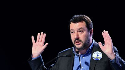 """Kein """"nettes Entgegenkommen in der Flüchtlingsfrage"""": Salvini wird Seehofer im Wahlkampf nicht unterstützen"""