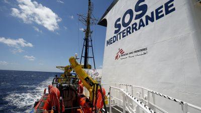 """Katalonien will """"Aquarius""""-Migranten aufnehmen – aber aus Madrid kommen verhaltene Töne"""
