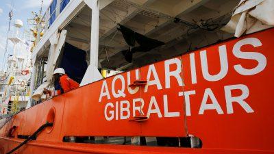 """Kurz: """"NGO-Schiffe machen gemeinsame Sache mit Schleppern, statt Leben zu retten"""""""