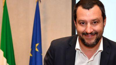 """""""Weiche zurück Salvini!"""": Katholische Zeitschrift vergleicht Italiens Innenminister mit dem Teufel"""