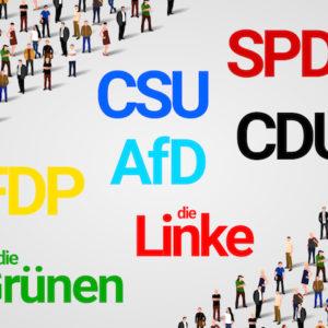 Umfrage: CDU auf Rekord-Tiefstand – FDP auf höchstem Umfragestand seit elf Jahren