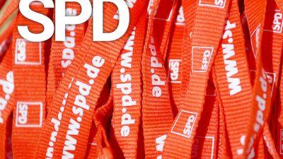 Emnid: SPD liegt fast gleichauf mit den Grünen