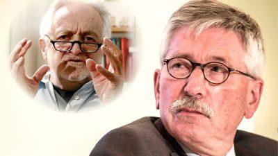 Broder schlägt Sarrazin vor, endlich die SPD zu verlassen
