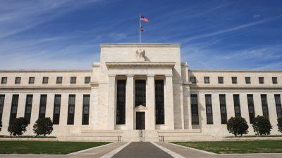 Trump kritisiert die Zinspolitik der US-Notenbank – Bestseller-Autor: Die Fed ist ein Kartell, das nur zum Wohl der Banken agiert