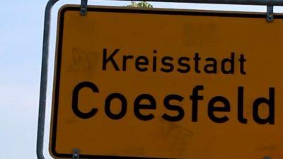 Coesfeld: Brandstiftung im Flüchtlingsheim – Syrer stellt sich nach Tat im Rausch
