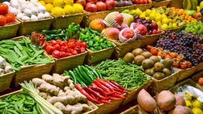 Preise für Nahrungsmittel in Deutschland stark gestiegen: Obst im Jahr 2020 um 39,5 Prozent teurer als 2010
