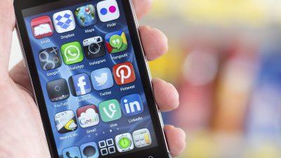 """""""Stickiness"""" und """"Infinite Scroll"""" – So einfach machen uns Apps abhängig"""