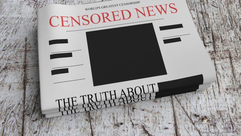 """Zensierter Planet: """"Extrem aggressive"""" Zensur breitet sich weltweit aus"""