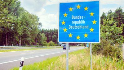 EU-Kommission fordert Ende der Grenzkontrollen im Schengenraum