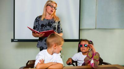 """""""Unterrichten statt kellnern"""": Berlin füllt Lehrerlücken mit Leuten ohne Studium – und teilweise auch ohne Abitur"""