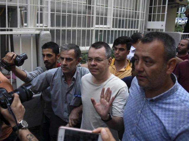 Trotz massiver Spannungen: Türkisches Gericht weist Antrag auf Freilassung von US-Pastor zurück