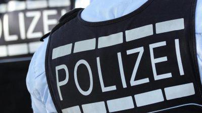 SEK-Einsatz:Hinweise auf rechtsradikalen Anschlag